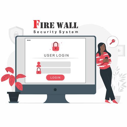 ورود به حساب کاربری فایروال